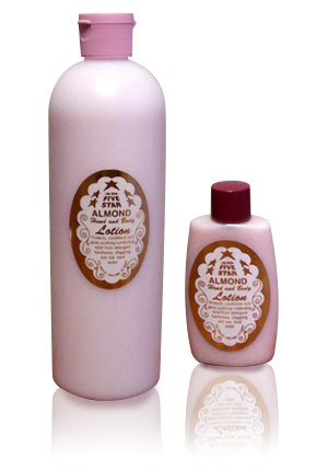 Almond Hand & Body Lotion